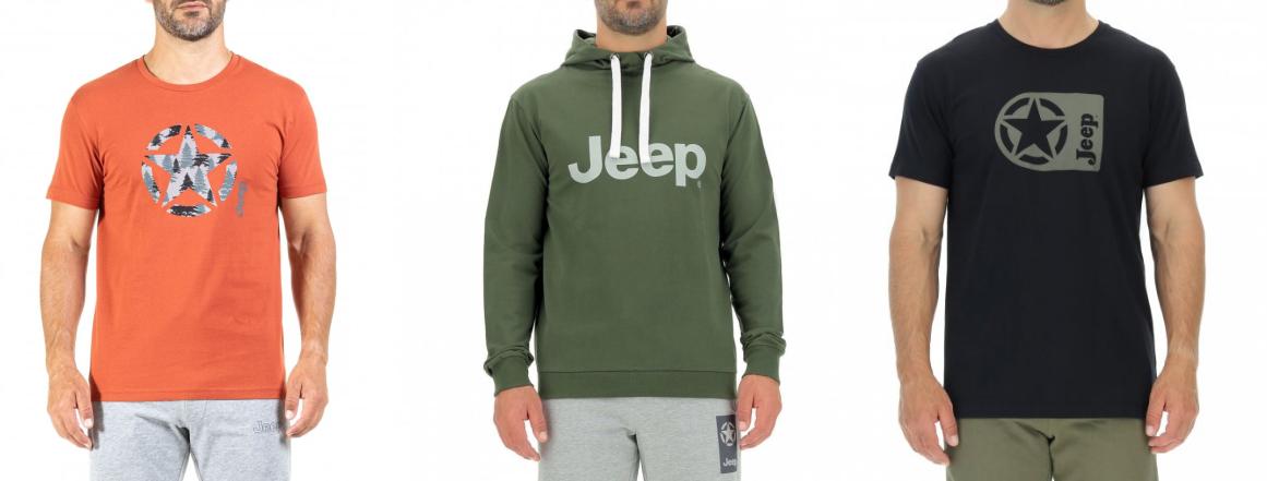 Originální oblečení jeep