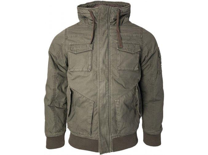 Bronx Jacket OLI 1