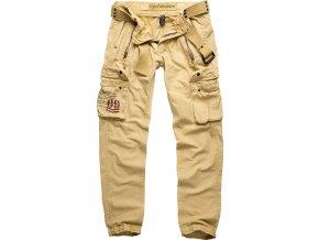 Kalhoty Royal Traveler Slimmy BEZ1