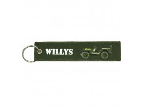 klíčenka willys