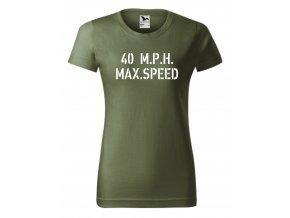 40 mph dám náhled