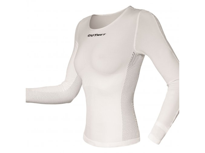 womens cycling long sleeved base layer vip3 outwet