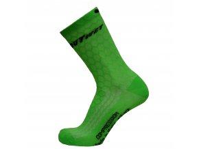 COMPRESSIONSOCKS green