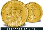 Pamětní medaile pozlacená 24 kar. zlatem
