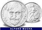 Pamětní medaile stříbrná Ag 925/1000