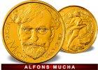 Pamětní medaile zlatá Au 528/1000