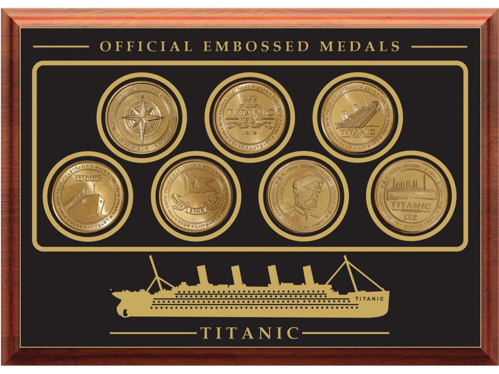 Titanic akt