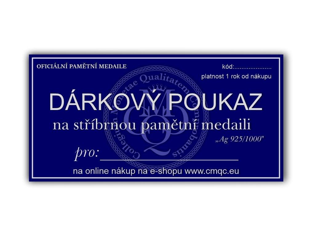 PoukazkaStribrna