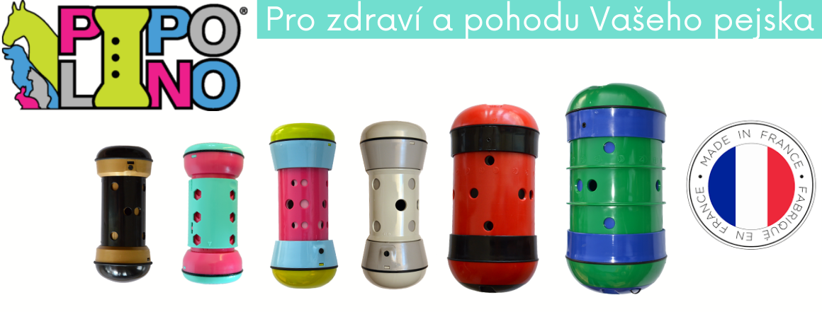 Pipolino interaktivní hračka pro psy a kočky