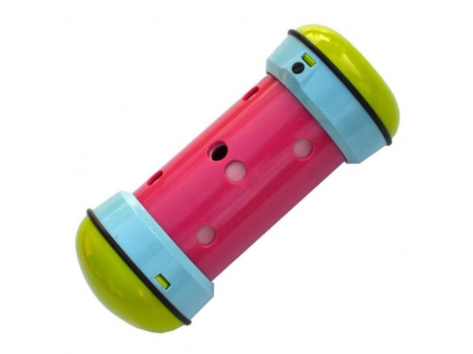 Pipolino S barevné barevné interaktivní hračka a dávkovač granulí