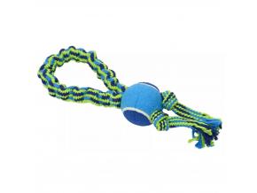 bungee smycka s tenisakem