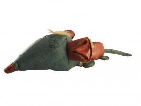 mysak Hubert imitace kuze
