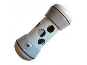 Pipolino L+ šedé interaktivní hračka a dávkovač granulí