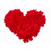 srdce koberecek 2