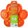 protihltaci miska oranzova s lizaci podlozkou 1