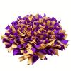 cmuchaci koberecek fialovo zluty 1