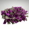 cmuchaci koberecek fialovo sedy 1