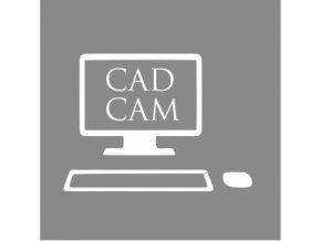 podpora CAD-CAM