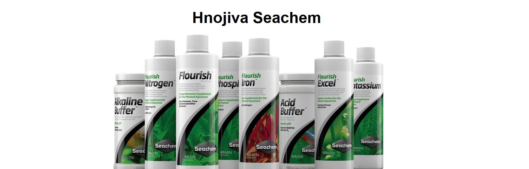 Hnojiva Seachem