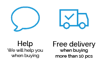 Help+Free delivery