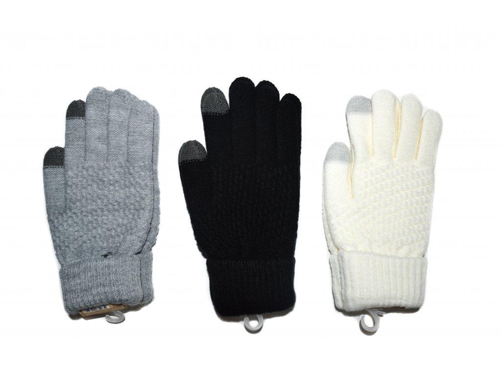 NOVÉ Dámské dotykové rukavice