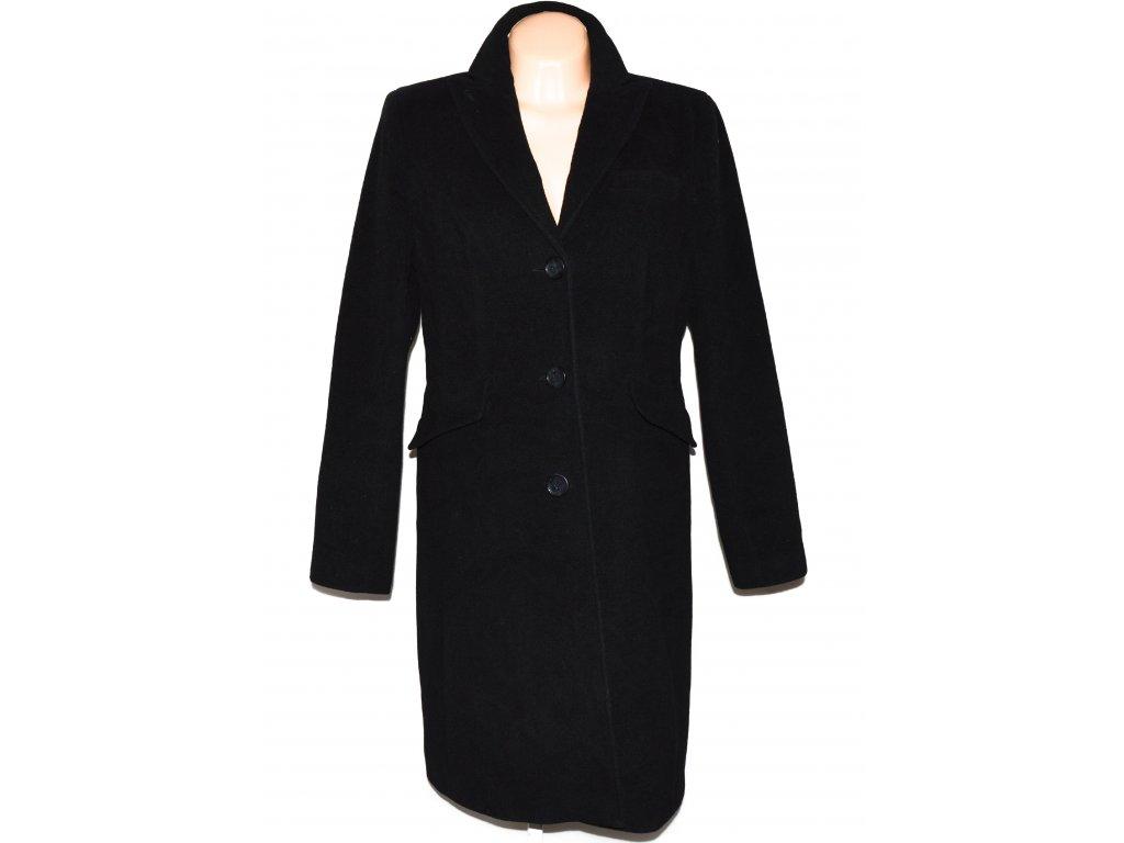 Vlněný dámský černý kabát ESPRIT L