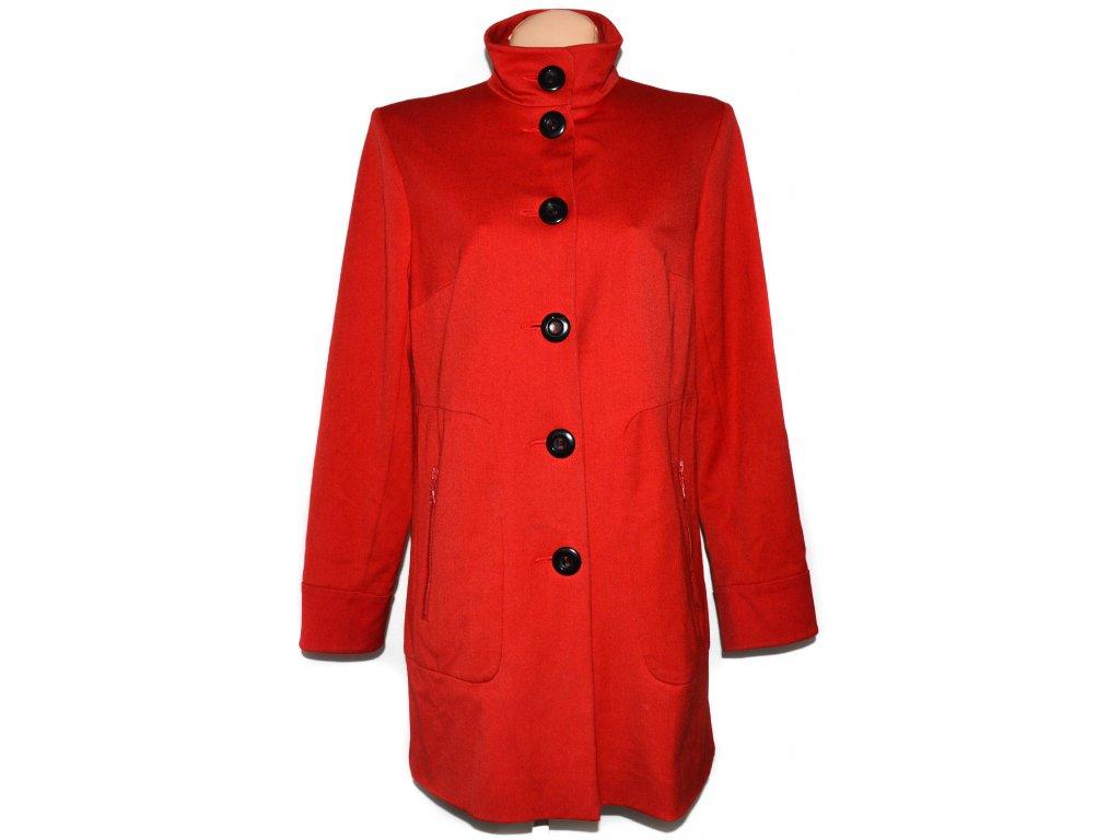 Dámský červený kabát George M
