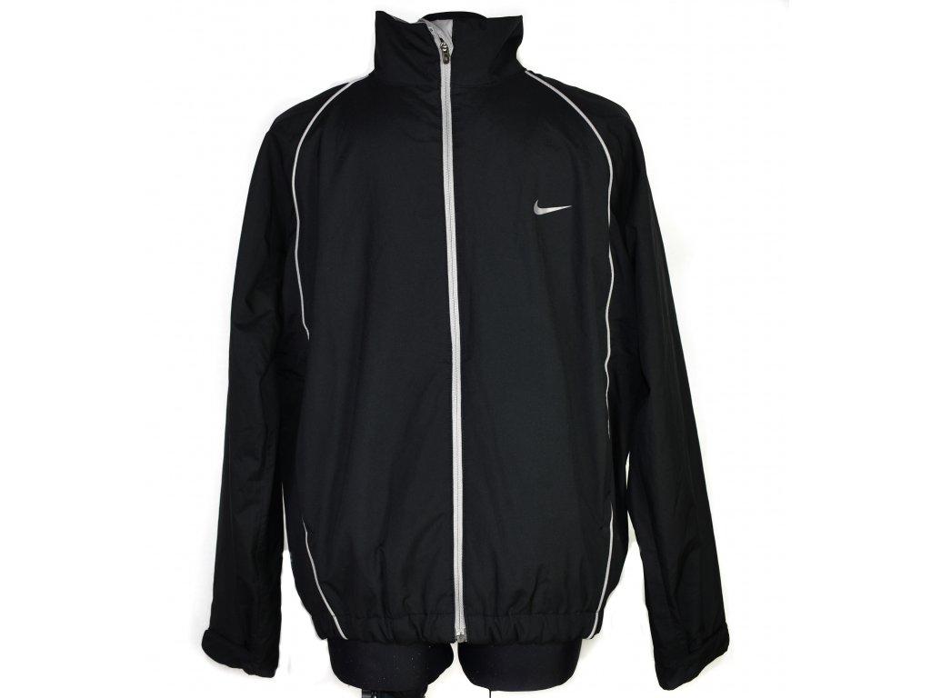 Chlapecká černá bunda Nike 128-140*