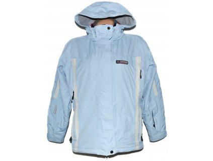 Lyžařská dámská modrá bunda s kapucí NORD BLANC 38