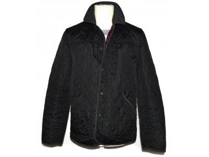 Pánská černá prošívaná bunda BURTON S