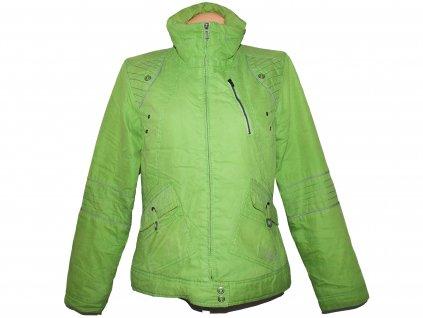 Dámská zelená zateplená bunda CECIL M