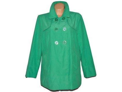 Dámský zelený kabát BHS 20/48