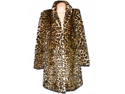 Dámský leopardí kožich F&F 16/44