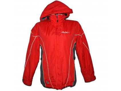 Lyžařská dámská červená bunda s kapucí NORD BLANC 36