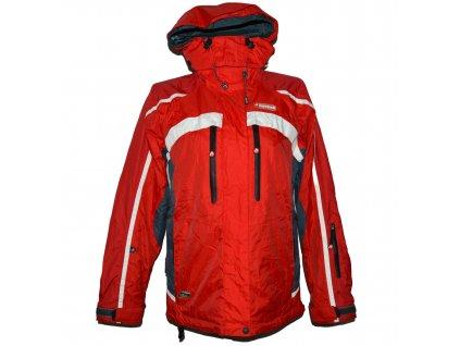 Lyžařská dámská červená bunda s kapucí HANNAH 40