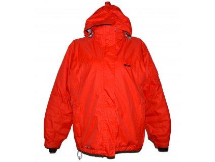 Lyžařská dámská červená bunda s kapucí ENVY 46