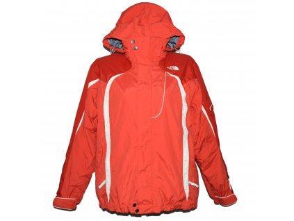 Lyžařská dámská korálově červená bunda s odnimatelnou vložkou The North Face L
