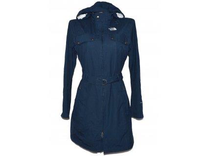 Dámský sportovní modrý kabát s kapucí THE NORTH FACE M