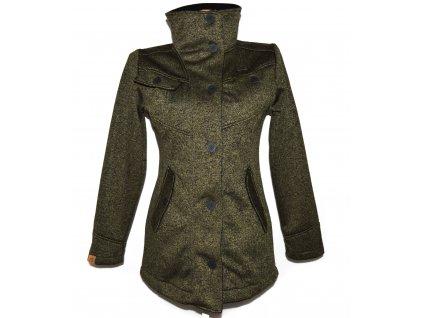 Dámský sportovní khaki zelený kabát NORD BLANC 36