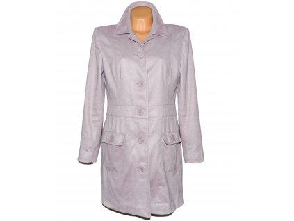 Dámský lila kabát NEXT L