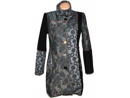 Extravagantní dámský žakárový kabát Paul Christop M