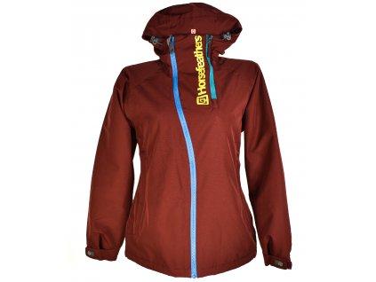 Dámská sportovní bunda s kapucí HORSEFEATHERS S