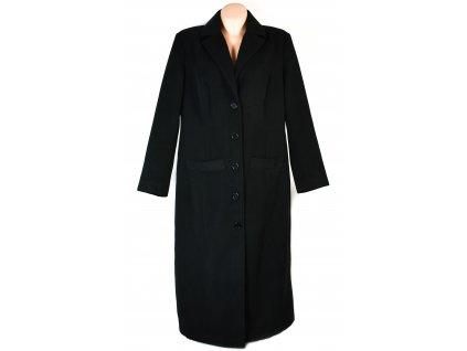 Dámský černý dlouhý kabát BPC 48/22 - s visačkou