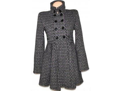 Dámský originální kabát s krásným vzorem GATE 40