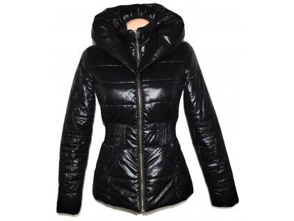 Dámský černý šusťákový kabát Orsay 40