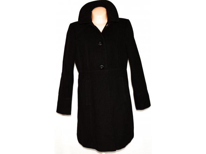 Dámský černý kabát GEORGE S