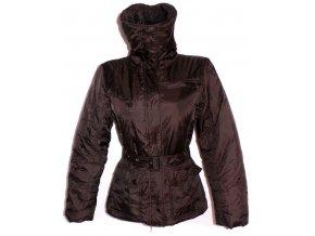 Dámský šusťákový kabát s páskem Dorothy Perkins M