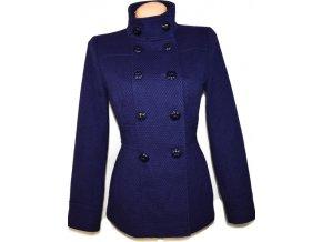 Dámský fialový kabát F&F M