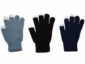 Dámské dotykové rukavice Klasik - více barev
