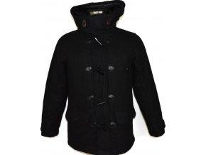 Vlněná pánská bunda na zip a vidlice NEXT XS